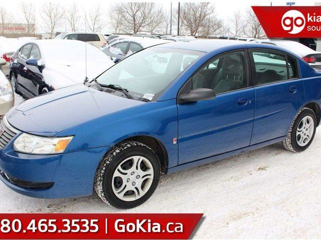 2005 SATURN ION **$53 B/W PAYMENTS!!! FULLY INSPECTED!!!!** in Edmonton, Alberta