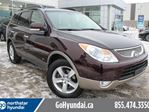 2011 Hyundai Veracruz Limited LEATHER/SUNROOF/HEATEDSEATS in Edmonton, Alberta