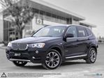 2017 BMW X3 xDrive28i Premium Package Enhanced! Connected Drive! in Winnipeg, Manitoba