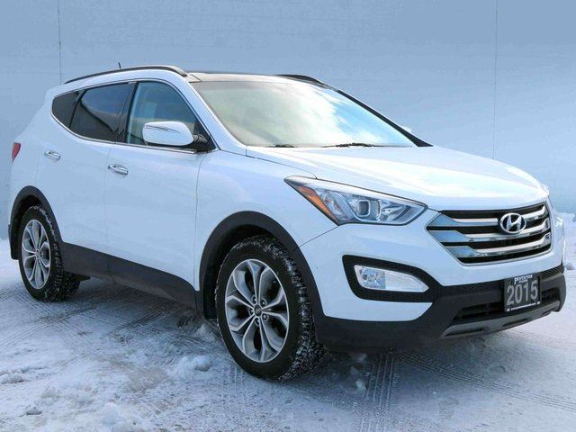 2015 HYUNDAI SANTA FE Limited AWD in Kelowna, British Columbia
