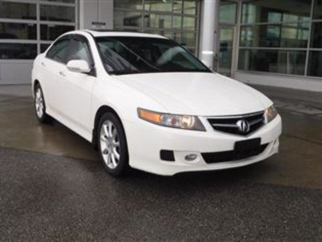 2008 ACURA TSX Technology in Coquitlam, British Columbia