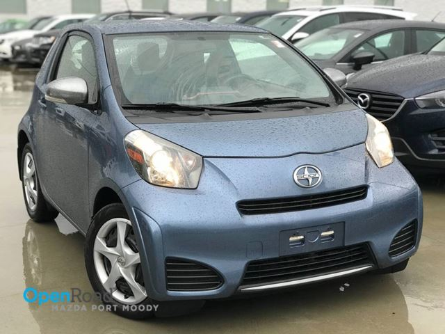 2012 SCION IQ HB A/T Local Bluetooth USB AUX A/C Power Lock P in Port Moody, British Columbia