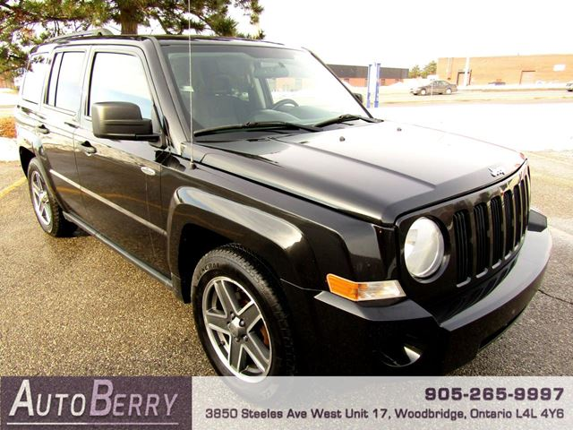 2009 JEEP PATRIOT SPORT - 2.4L - 4WD in Woodbridge, Ontario