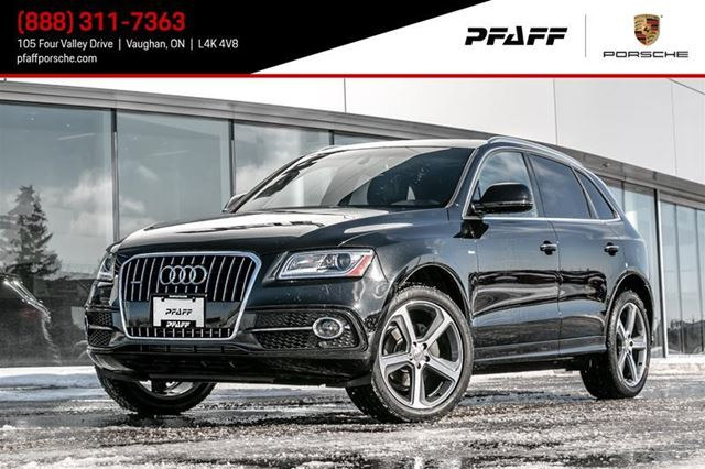 2015 AUDI Q5 2.0T Technik qtro 8sp Tip in Woodbridge, Ontario