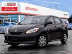 2013 Toyota Matrix Base One Owner, No Accidents, Toyota Serviced in London, Ontario