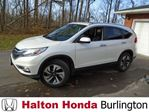 2016 Honda CR-V Touring TOURING|ACCIDENT FREE|SERVICE HISTORY ON FILE in Burlington, Ontario