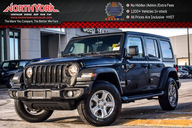 2018 JEEP WRANGLER Unlimited SPORT in Thornhill, Ontario