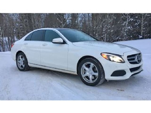 2015 MERCEDES-BENZ C-CLASS 300 4 Matic Premium  and Convenience Package in Mississauga, Ontario