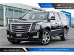 2017 Cadillac Escalade ESV Luxury LUXURY4X4 REAR CAM HEATED SEATS in Toronto, Ontario