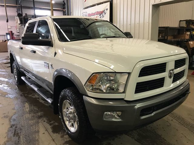 2012 DODGE RAM 2500 SLT/ Outdoorsman in Barrhead, Alberta
