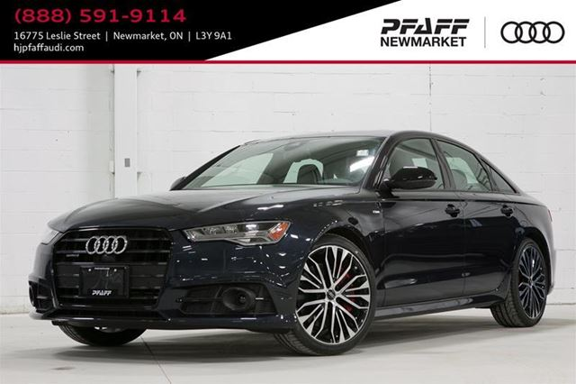 2017 AUDI A6 3.0T Competition in Newmarket, Ontario
