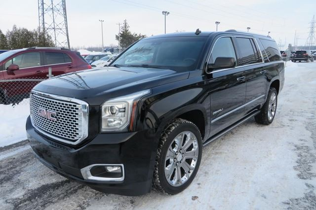 2015 GMC Yukon XL Denali in Saint-Remi, Quebec