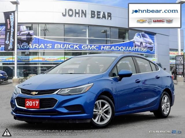 2017 Chevrolet Cruze LT in St Catharines, Ontario