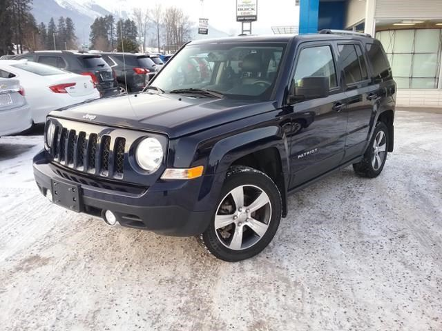 2016 Jeep Patriot High Altitude in Smithers, British Columbia