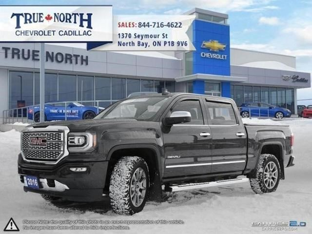 2016 GMC SIERRA 1500 Denali in North Bay, Ontario