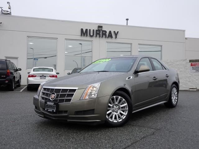 2011 CADILLAC CTS Luxury in Abbotsford, British Columbia