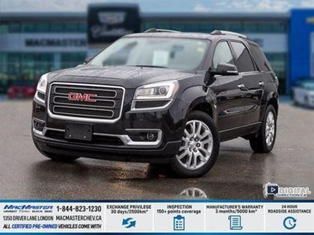 2015 GMC Acadia SLT in London, Ontario