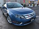 2010 Ford Fusion SEL 2.5L w/Power Sunroof_Leather in Oakville, Ontario