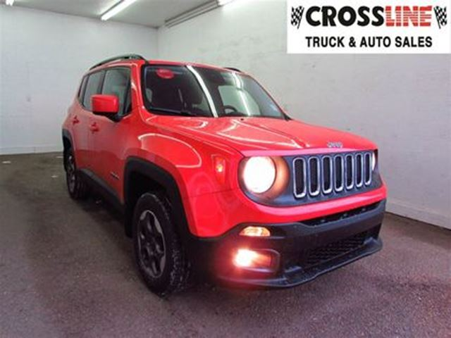 2015 Jeep Renegade North in Edmonton, Alberta