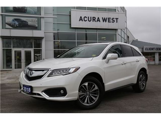 2018 Acura RDX Elite ONLY 1225kms in London, Ontario
