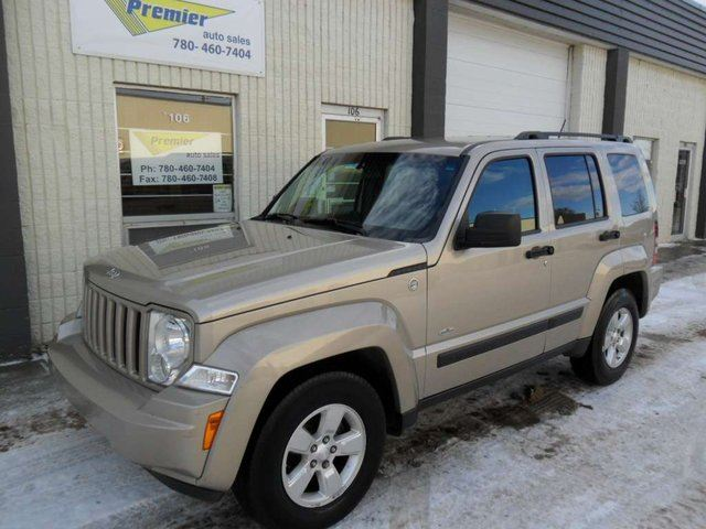 2010 Jeep Liberty Sport 4dr 4x4 in St Albert, Alberta