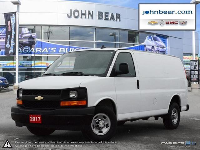 2017 Chevrolet Express 1500           in St Catharines, Ontario