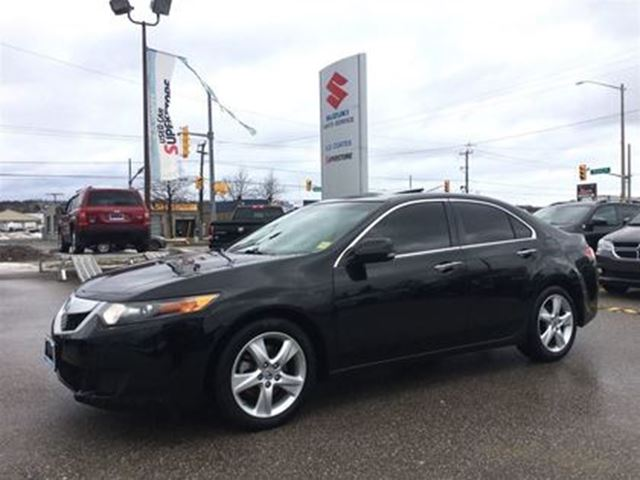 2009 ACURA TSX - in Barrie, Ontario