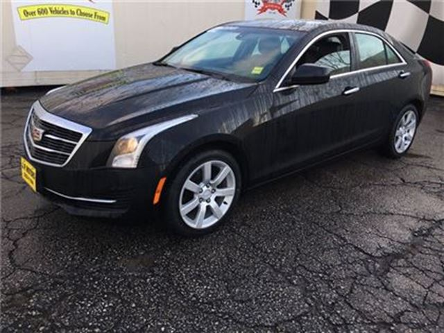2016 CADILLAC ATS ATS, RWD, Heated Seats, Onstar. in Burlington, Ontario