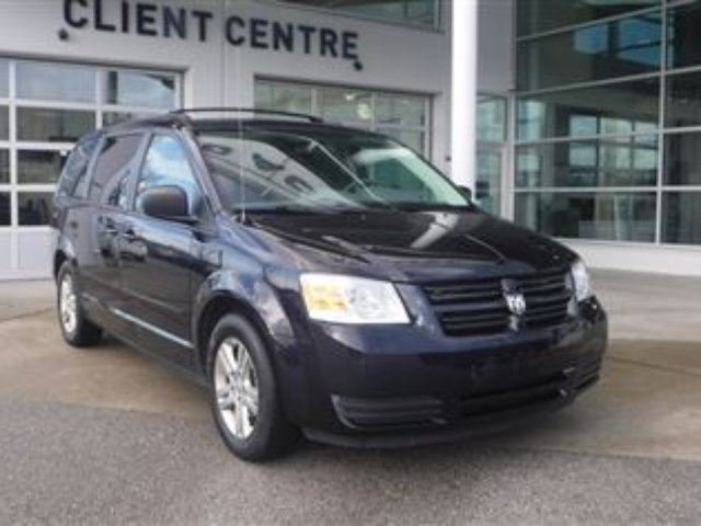 2010 DODGE GRAND CARAVAN SE Stow & Go in Coquitlam, British Columbia
