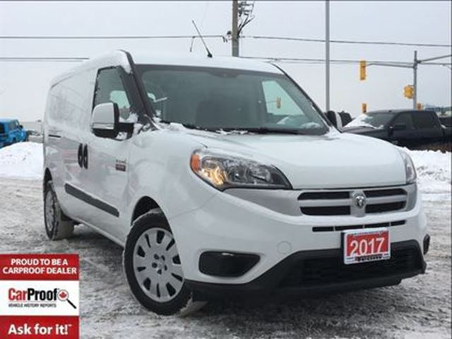 2017 RAM PROMASTER CITY SLT**KEYLESS ENTRY**A/C** in Mississauga, Ontario