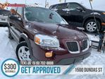 2009 Pontiac Montana SV6 FWD   AUTO LOANS FOR ALL CREDIT in London, Ontario
