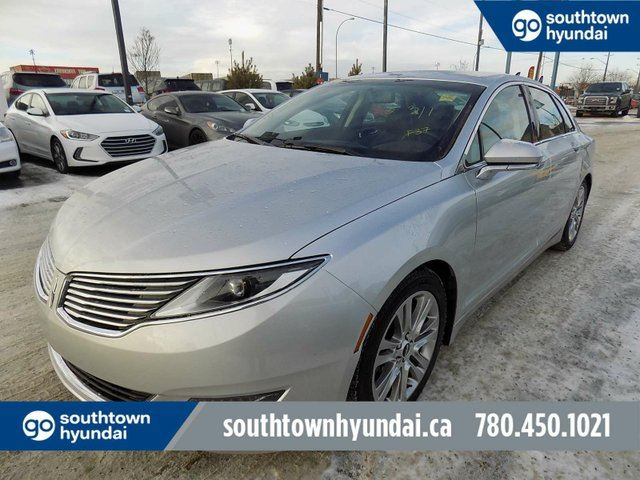 2014 LINCOLN MKZ NAV,LEATHER/BACKUP CAM/TURBO in Edmonton, Alberta