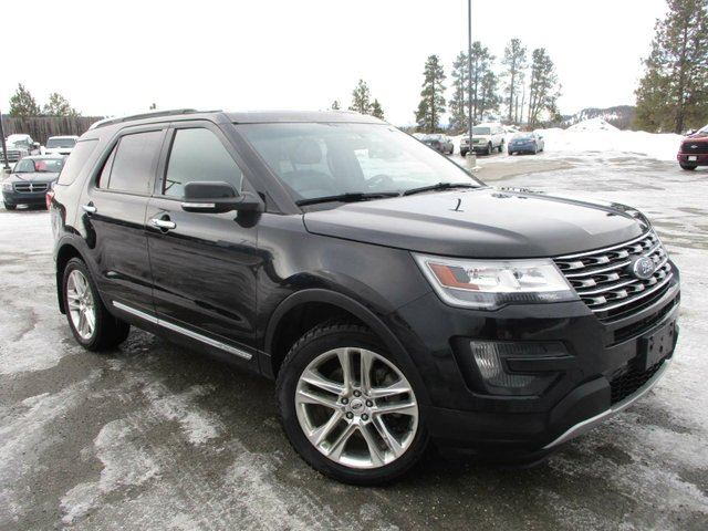 2016 FORD EXPLORER Limited in Cranbrook, British Columbia