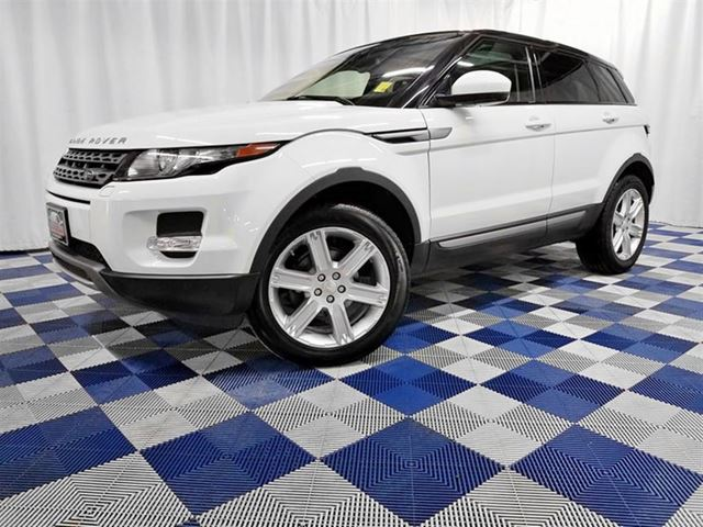 2015 LAND ROVER RANGE ROVER EVOQUE Pure Plus AWD/NAV/REAR CAM/LEATHER/PANORAMIC RO in Winnipeg, Manitoba