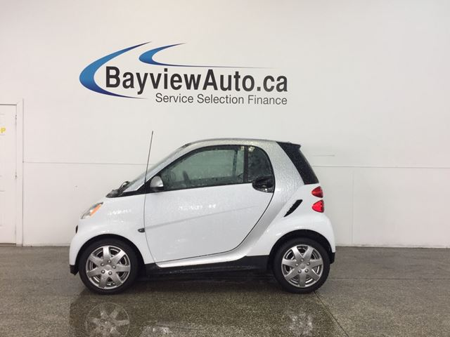 2013 SMART FORTWO PASSION- KEYLESS ENTRY|AUTO|A/C|BLUETOOTH|LOW KM! in Belleville, Ontario
