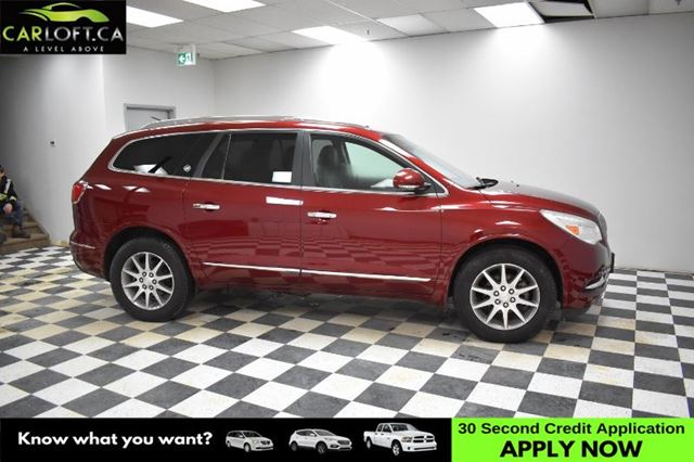 2016 BUICK ENCLAVE Leather AWD- BLUETOOTH * LEATHER * BACKUP CAM  in Kingston, Ontario