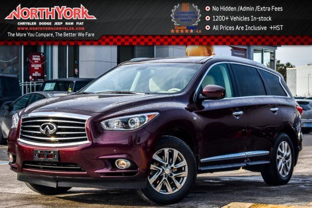 2014 infiniti qx60 awd premium pkg 7seater sunroof nav. Black Bedroom Furniture Sets. Home Design Ideas