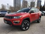 2018 Jeep Compass 4x4 North in Mississauga, Ontario