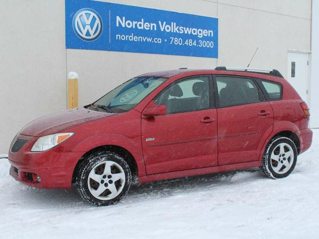 2006 PONTIAC VIBE $ 59 / Bi-weekly payments O.A.C. !!! Fully Inspected !!! in Edmonton, Alberta