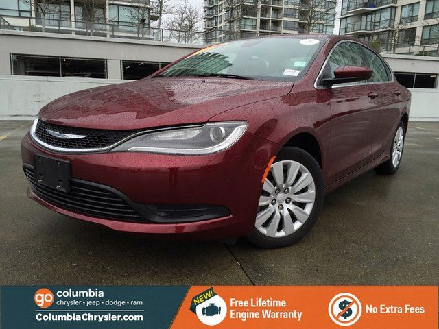 used canada screen nation touch limited white camera car chrysler for certified htm up sedan sale back direct