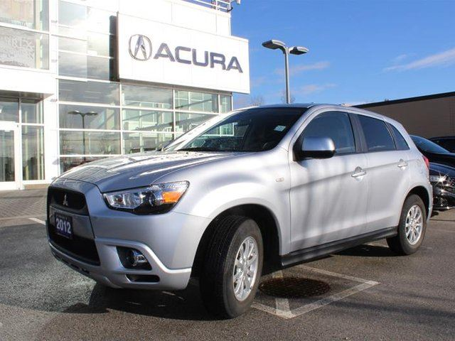 2012 MITSUBISHI RVR SE 4WD CVT in Langley, British Columbia