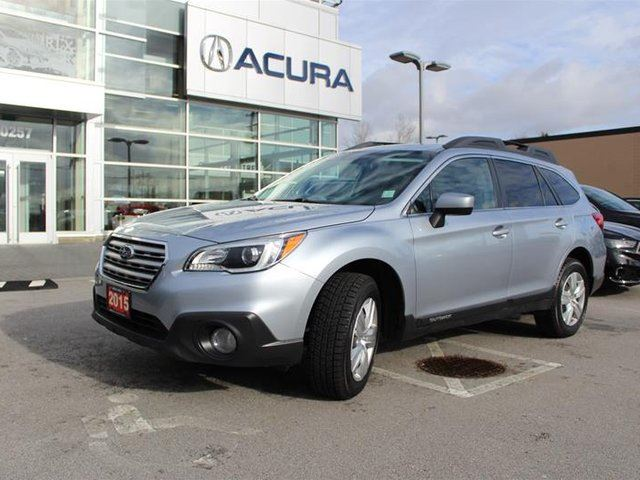 2015 SUBARU OUTBACK 2.5i at in Langley, British Columbia
