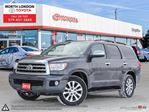 2015 Toyota Sequoia Limited 5.7L V8 One Owner, No Accidents, Toyota Serviced in London, Ontario