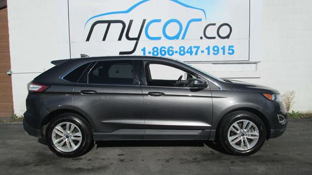 2017 FORD EDGE SEL HEATED SEATS, BACK UP CAMERA, ALLOY WHEELS  in North Bay, Ontario