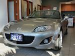 2010 Mazda MX-5 Miata  GS Hardtop Convertible in Kitchener, Ontario