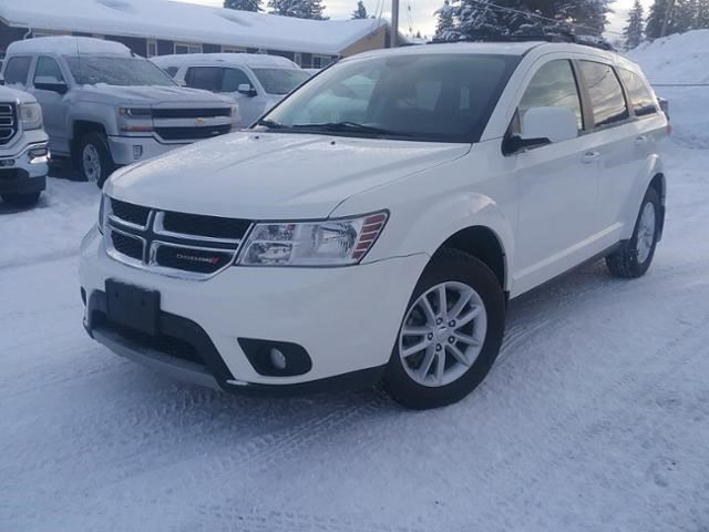 2014 Dodge Journey SXT in Smithers, British Columbia
