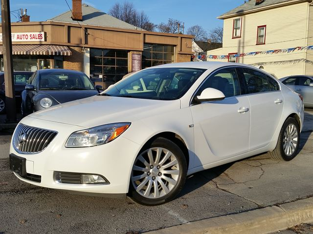 2011 BUICK REGAL CXL w/1SA in St Catharines, Ontario
