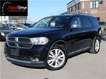 2011 Dodge Durango Crew Plus AWD HEMI 5.7L V8 Leather-Sunroof in Hamilton, Ontario