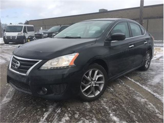 2013 NISSAN SENTRA 1.8 SR BIG MAGS NISSAN LEASEBACK in St Catharines, Ontario