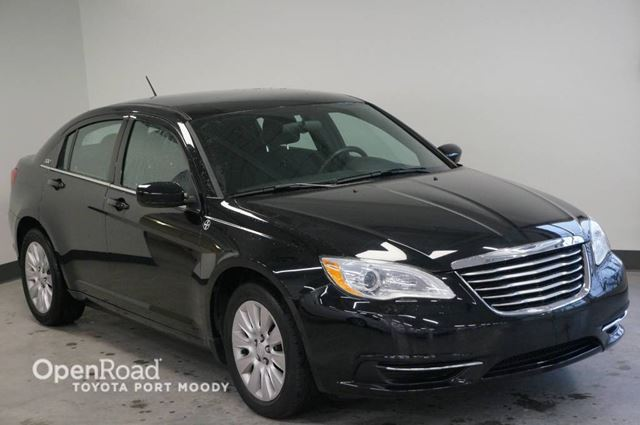 2014 CHRYSLER 200 LX-NO ACCIDENTS in Port Moody, British Columbia